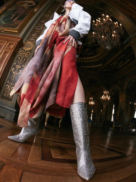 GINA for Andreas Kronthaler / Vivienne Westwood