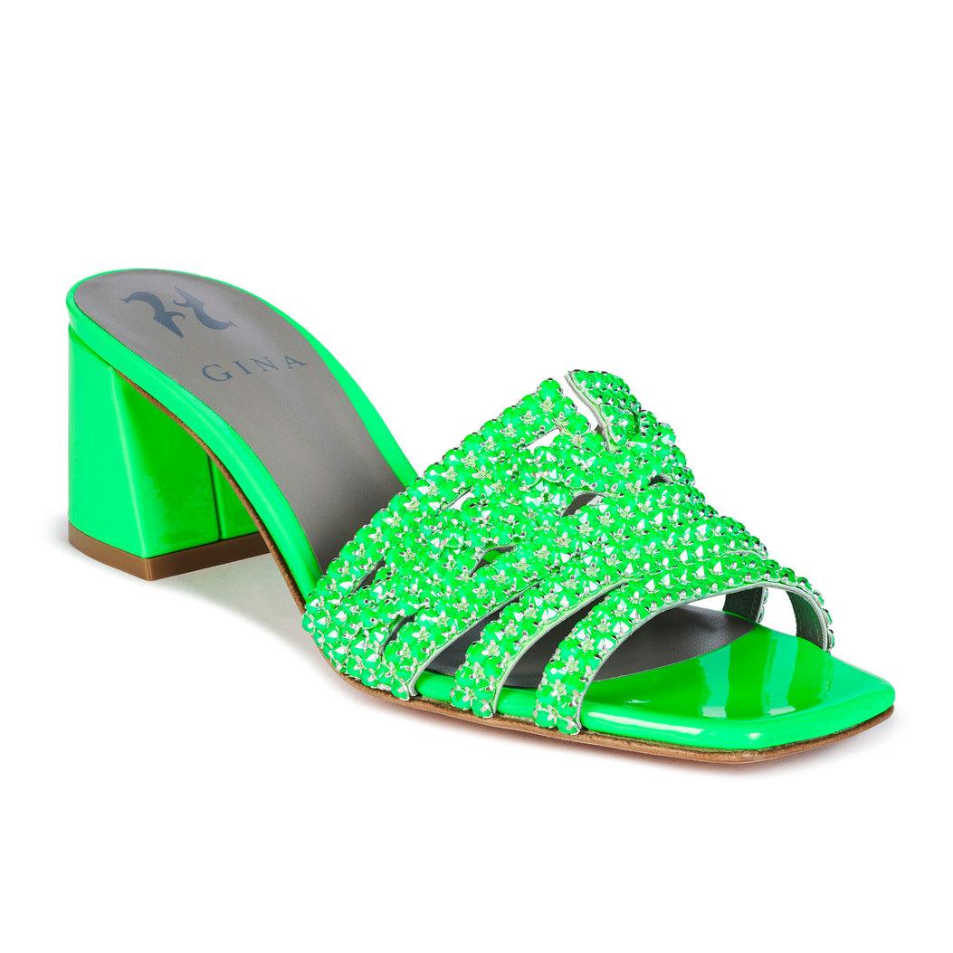 UTAH in Green Fluopatent