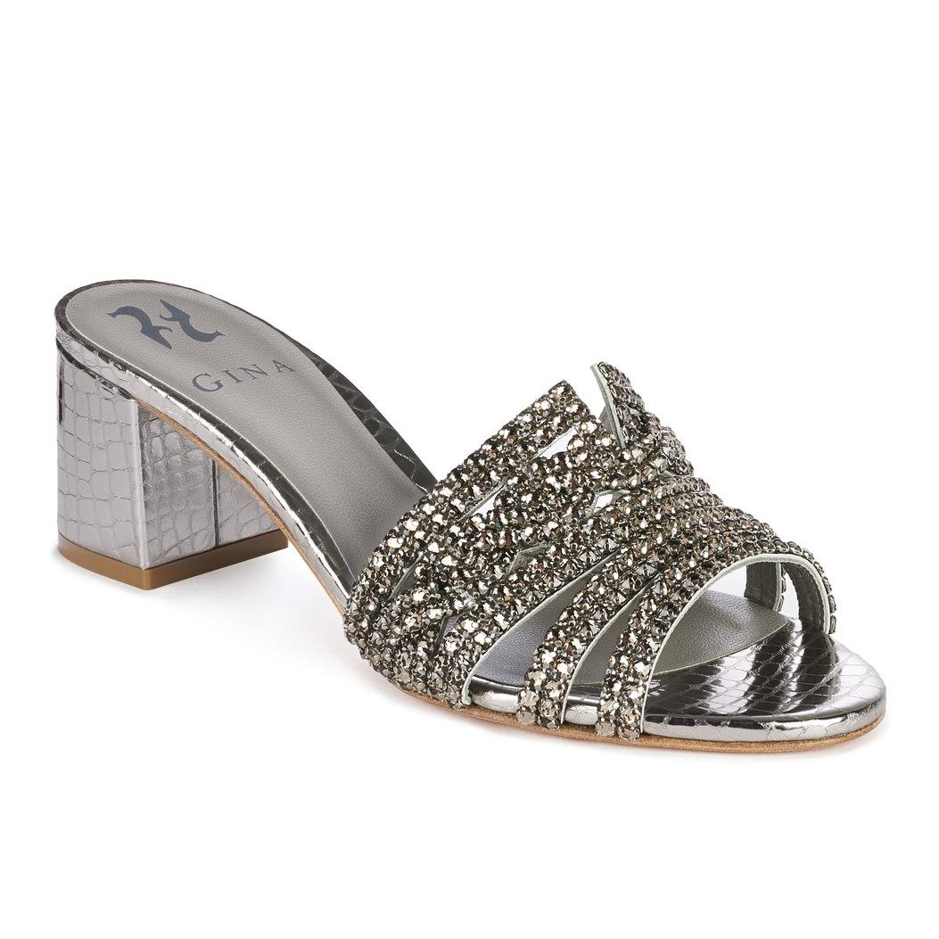 VISAGE in Graphite Canlam GINA Sandals #2