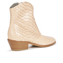 CANYON in Rose Varnish Python GINA Boots #3