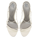 FOLLIES in Ivory Leather GINA Bridal #3
