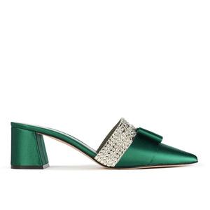 CHACHKI in Emerald Satin