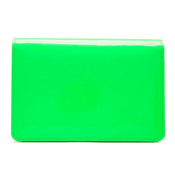 MAYFAIR in Green Fluopatent