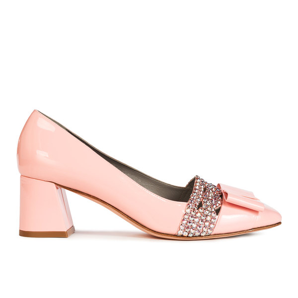 NINETTE in Baby Pink Patent