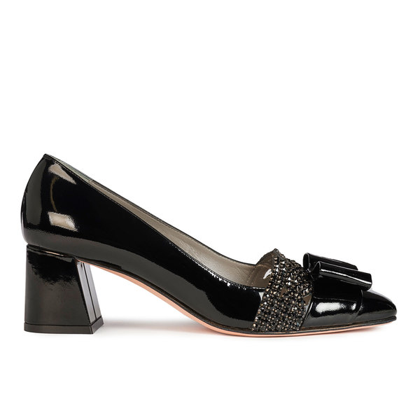 NINETTE in Black Patent
